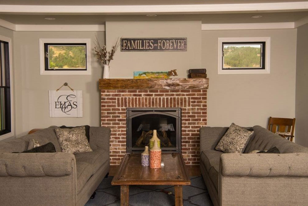 Modern-Farmhouse-by-Luxurious-Living-by-Lage-Construction How to redesign a fireplace to look fantastic