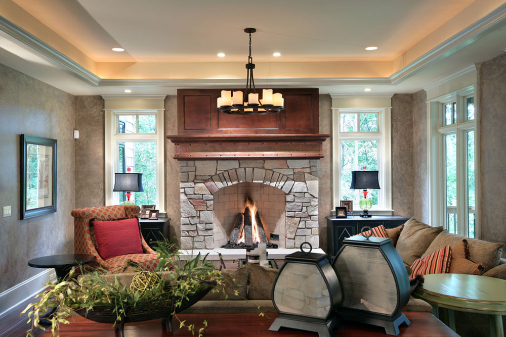 Projects with Büchel-Stein-von-Büchel-Stein-Corp How to redesign a fireplace to look fantastic