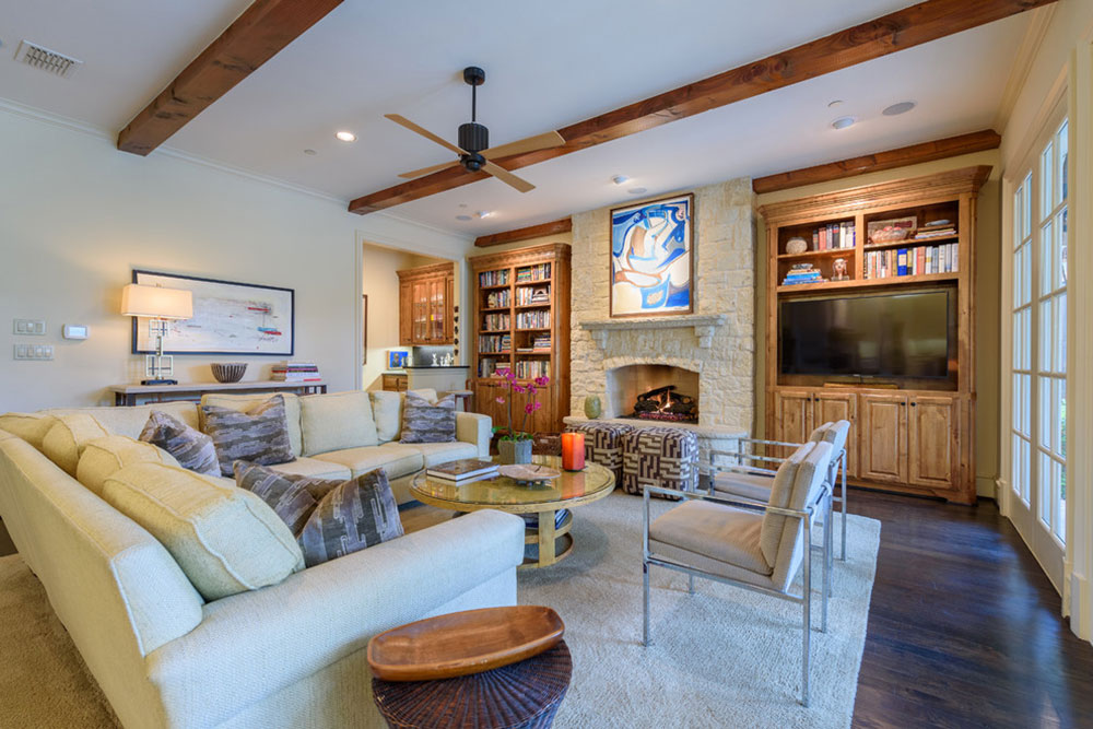 University-Park-Traditional-by-Mike-Healey-Photography How to redesign a fireplace to look awesome
