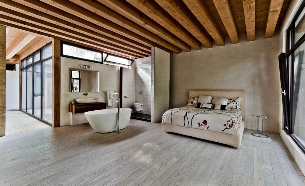 Ecologia-House-by-WETSTYLE How much does it cost to build a master bedroom and bathroom?