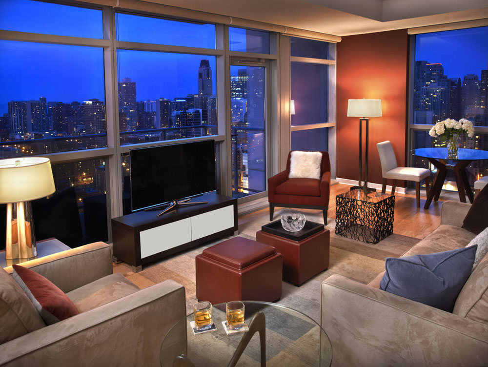 Living-Room-by-TZS-Design How to arrange furniture in an unpleasant living room