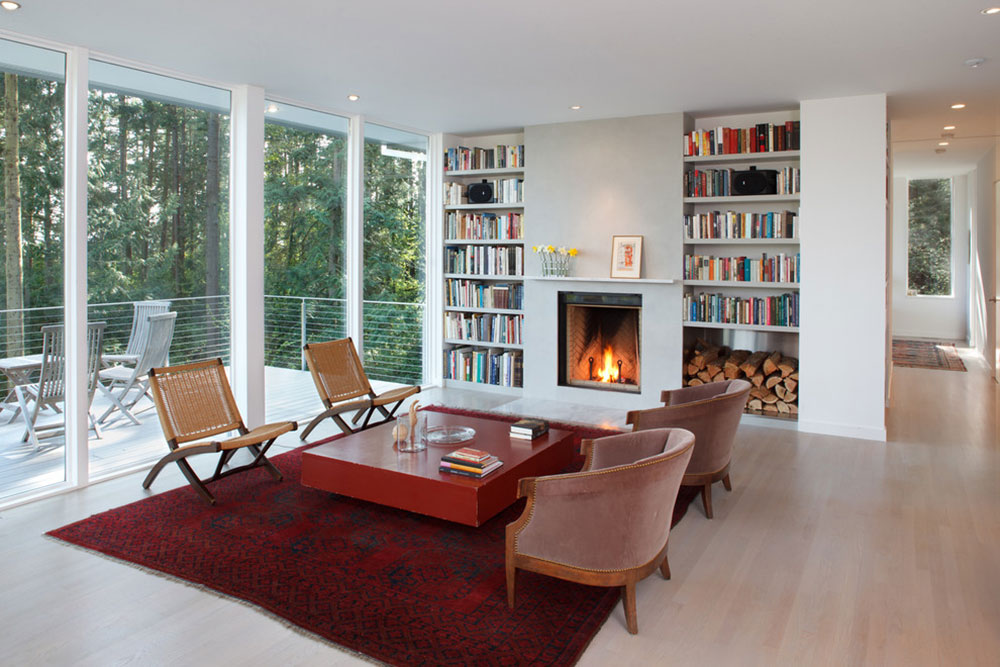 Best-Rd-Living Room-Fireplace-Wall-by-Studio-Sarah-Willmer-Architecture How to arrange furniture in an uncomfortable living room