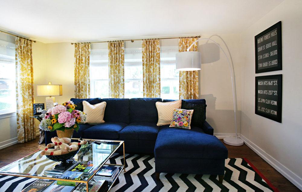 Western-Springs-Living-Room-by-Debbie-Basnett-Interiors-LLC How to arrange furniture in an uncomfortable living room