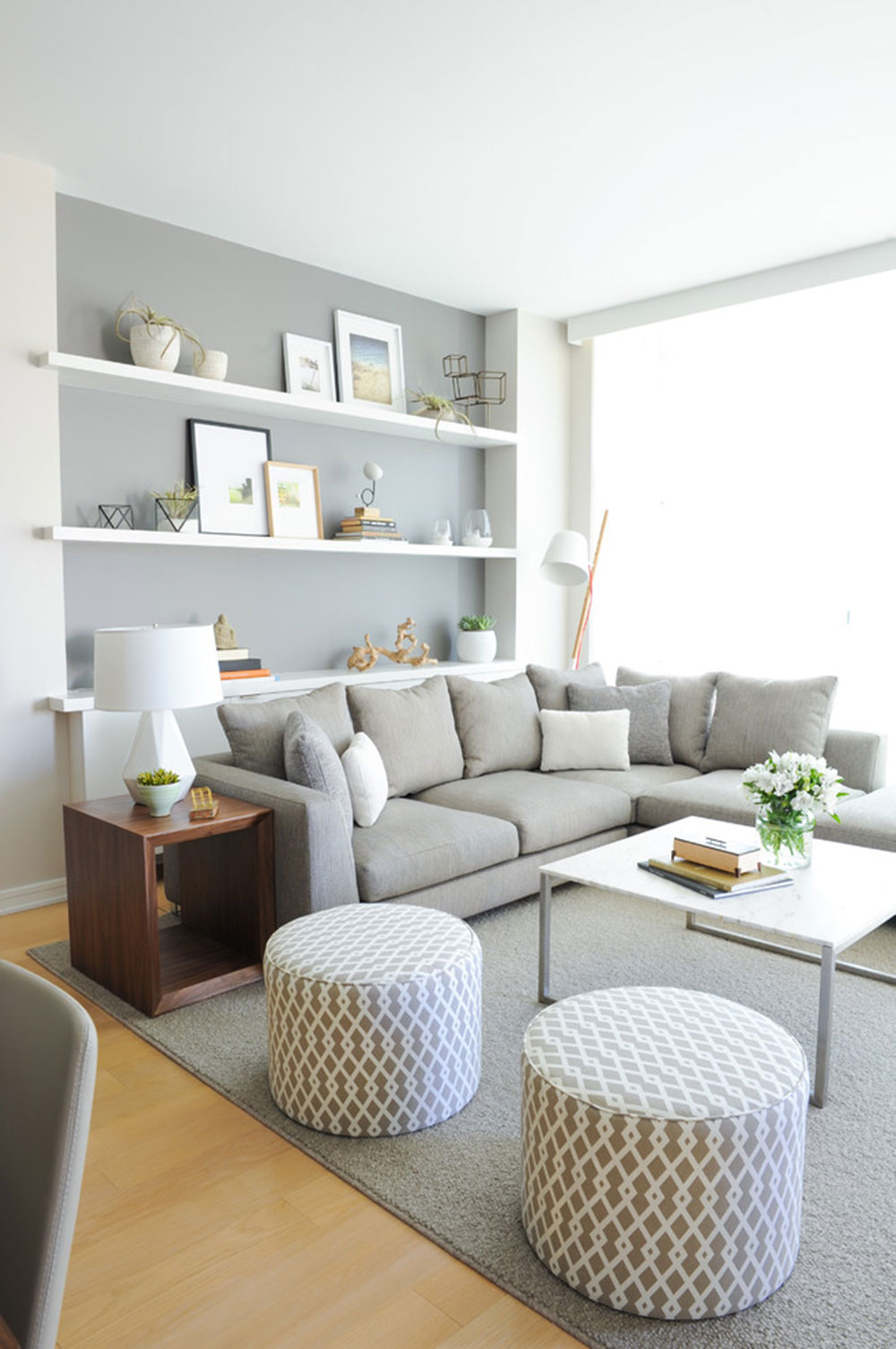 FALSE-CREEK-CONDO-by-SHIFT-Interiors How to arrange furniture in an uncomfortable living room