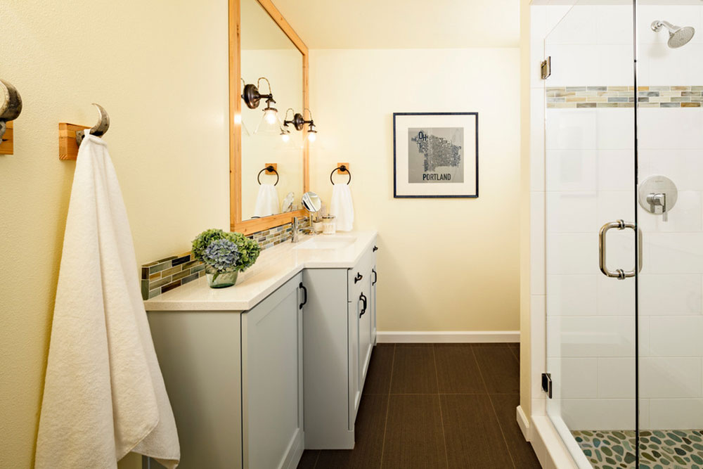 The-Consulting-House-Inc-von-Mosaik-Design-and-Remodeling How much does it cost to add a bathroom in the basement?  (Replied)