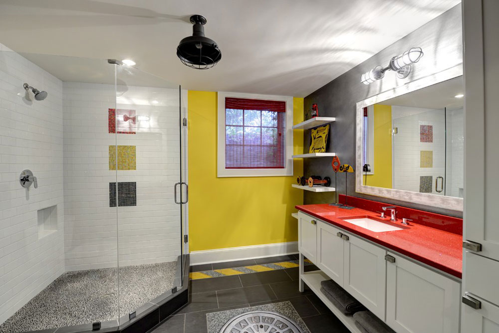 Basement-Bathroom-by-The-Consulting-House-Inc How much does it cost to add a bathroom in the basement?  (Replied)