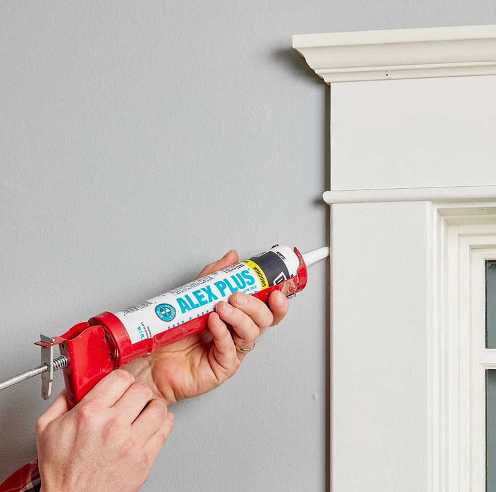 caulk2 Can I seal instead of grout?  A comparison between grout and sealant