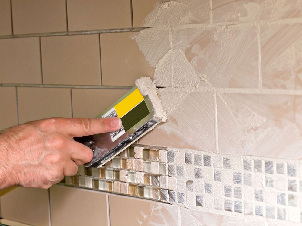Mortar1 Can I use sealant instead of mortar?  A comparison between grout and sealant