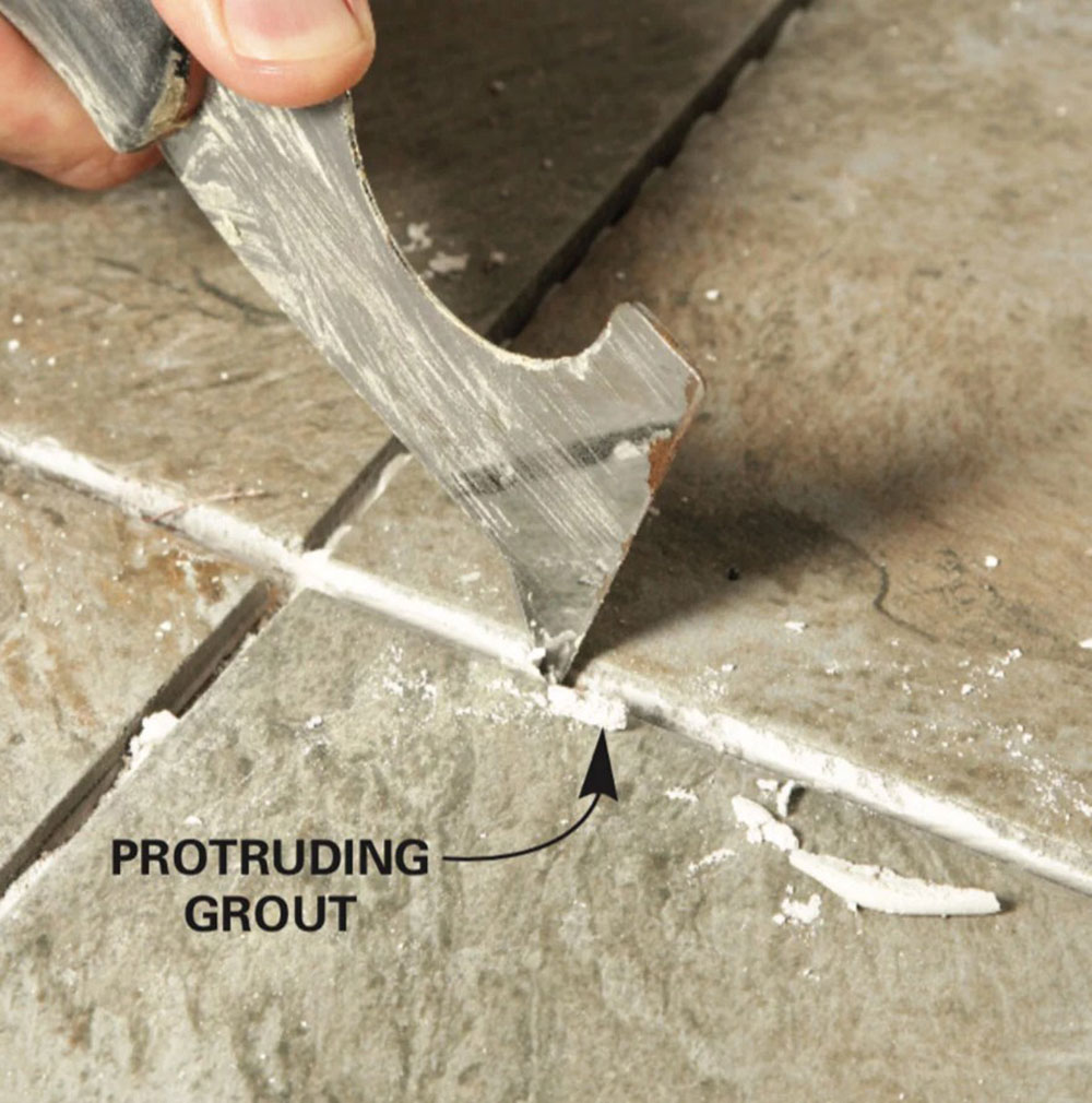 Mortar Can I use sealant instead of mortar?  A comparison between grout and sealant