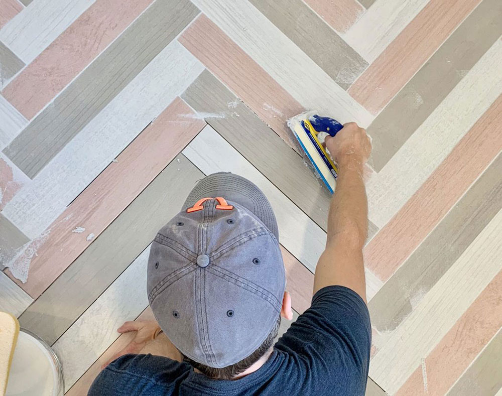 Mortar4 Can I use sealant instead of mortar?  A comparison between grout and sealant