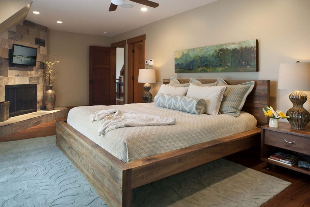 Living-Stone-Construction-Inc-von-Living-Stone-Design-Build Are Platform Beds Comfortable?  Why should you buy one