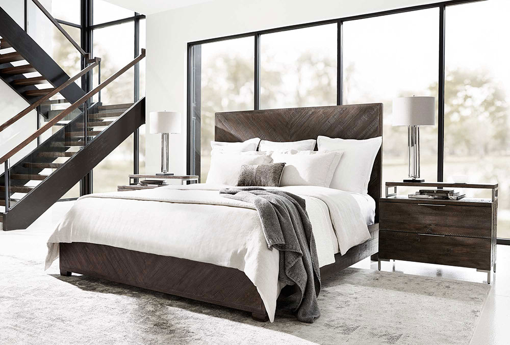 bernhardt_loft_logan-square_fuller_haines_image_gallery_01_2 5 Different types of bedside tables to upgrade your bedroom
