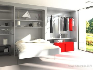 3-2-360x270 ideas for city apartments: How to improve small rooms