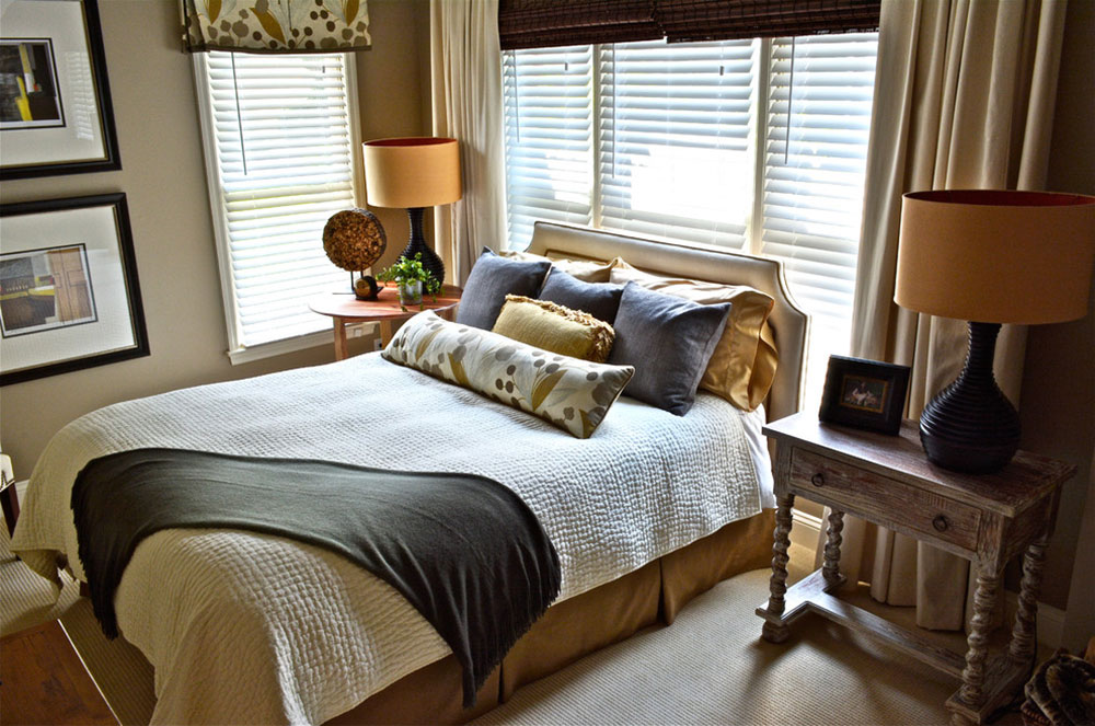 Home-Renovation-and-Design-Brookhaven-by-Meriwether-Design Group How to arrange a small bedroom with a queen-size bed