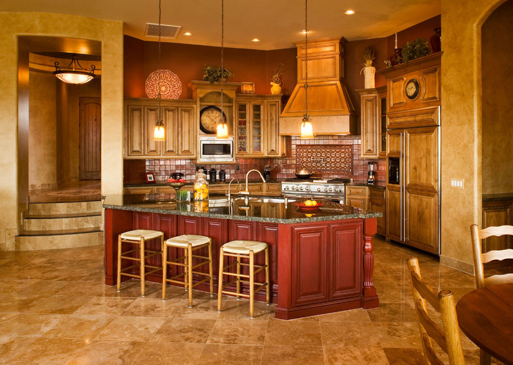 Las Sendas by Allen companies How much does a kitchen island cost?  Answered quickly