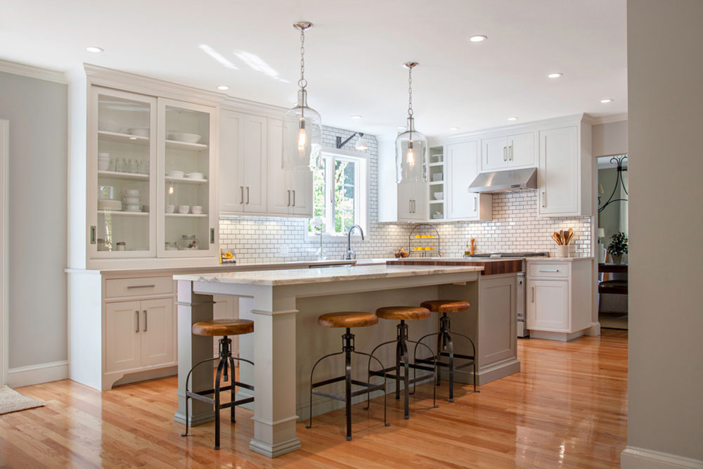 Swanson-by-Pennville-Custom-Cabinetry How much does a kitchen island cost?  Answered quickly