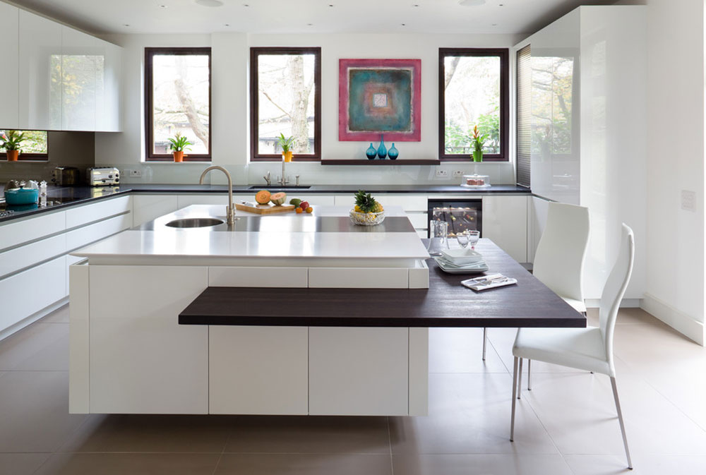 Highgate-Kitchen-by-Paul-Craig-Photography How much does a kitchen island cost?  Answered quickly