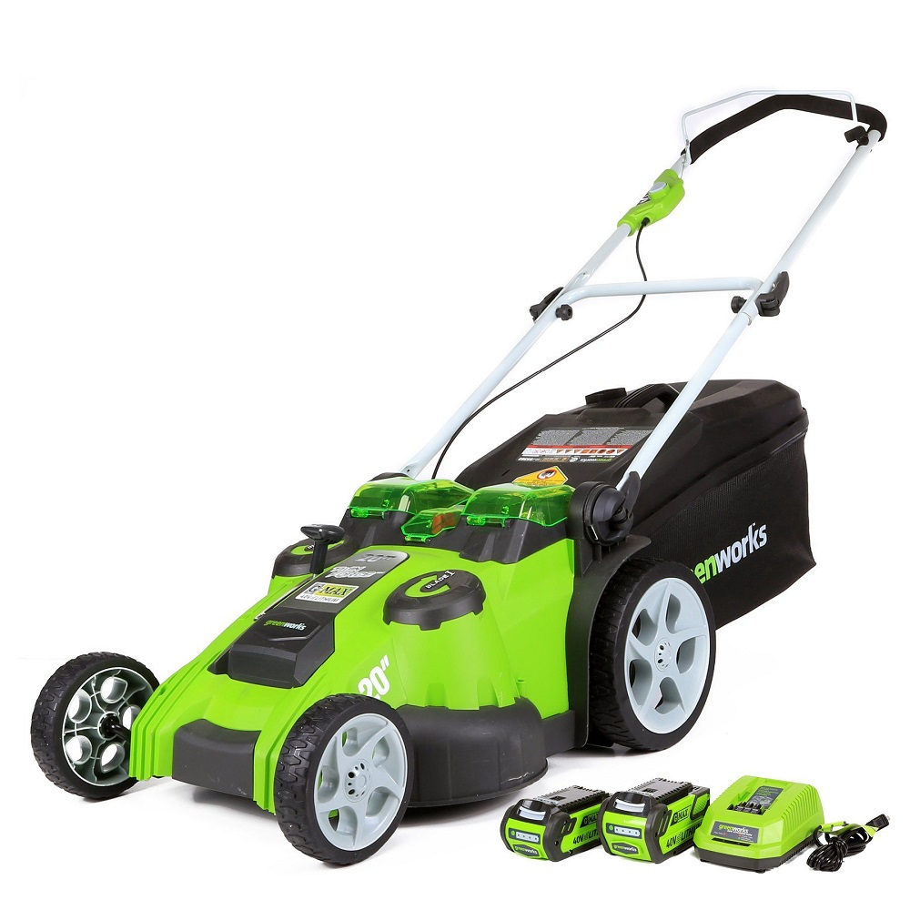 lw1-9 Small lawnmower options that you can buy online