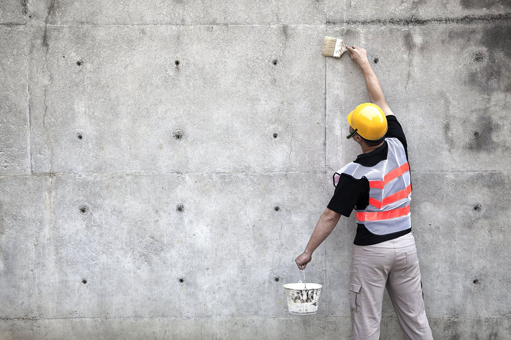 Silicate-concrete sealing How much does it cost to waterproof a basement?  (Replied)