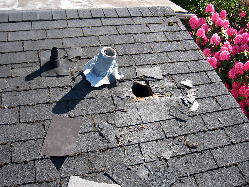 Sunlight does not lie How long do asphalt shingles last and when should you change them?