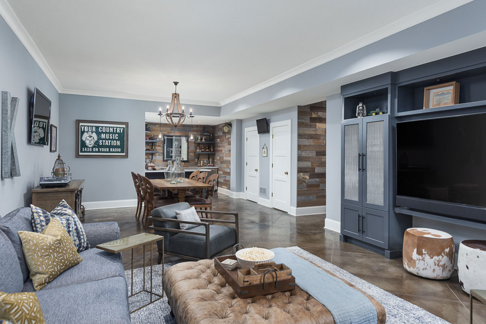 Stand out in a crowd-by-picture perfect house How much does it cost to build a basement for your house?