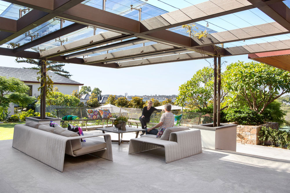 Outside-Inside-House-by-Neil-Cownie-Architect-Pty-Ltd How to attach a patio roof to an existing house