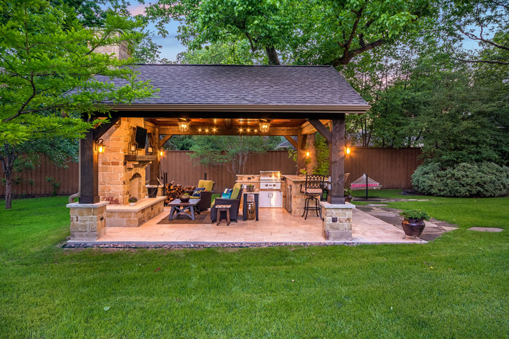 Project-of-the-month-September-2017-from-Texas-Custom-Patios How to attach a patio roof to an existing house