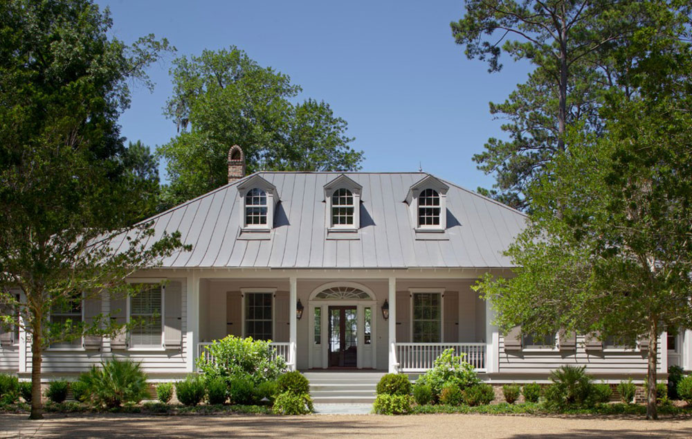 Historical Concepts from Lowcountry-Creole-Spring-Island-South-Carolina How much does a metal roof cost on average?  Answer inside