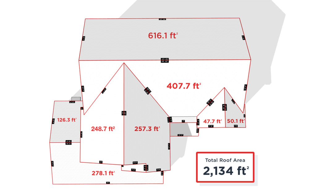 Roof plan How much does a metal roof cost on average?  Answer inside