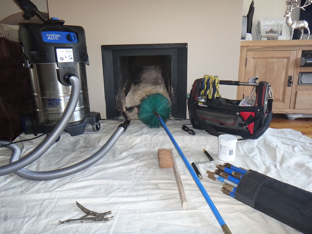 Chimney sweep-brush-small How much does a chimney sweep cost?  Knowing cleaning costs