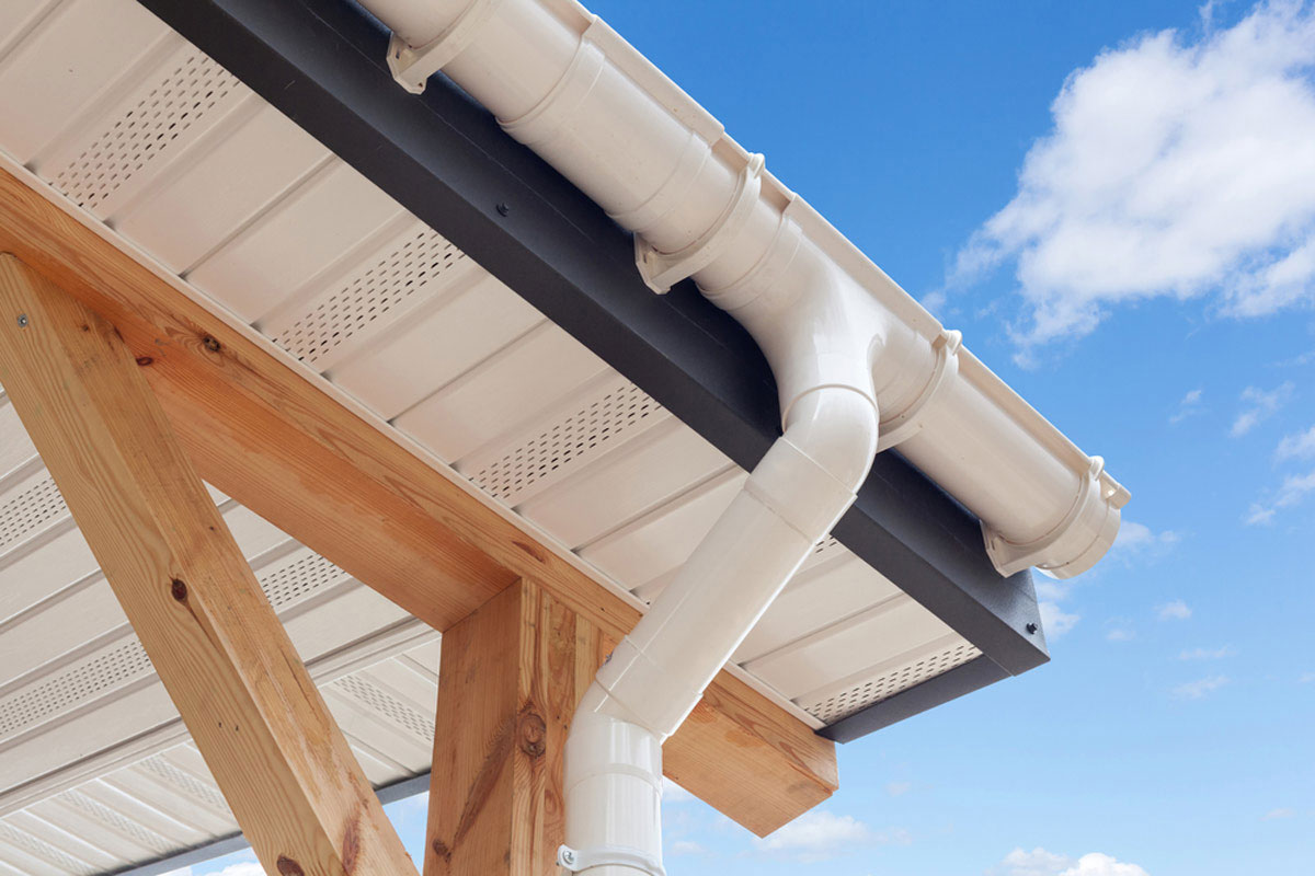 vinyl1 How much do seamless gutters cost?  What you should expect