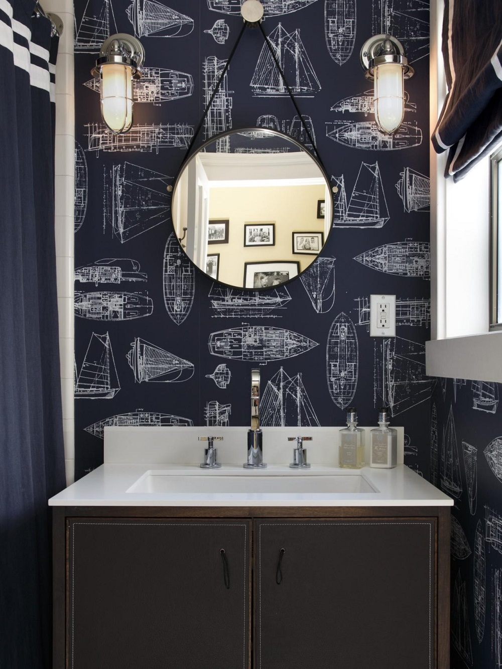 t1-72 The fantastic nautical bathroom decor and the pictures inspire you