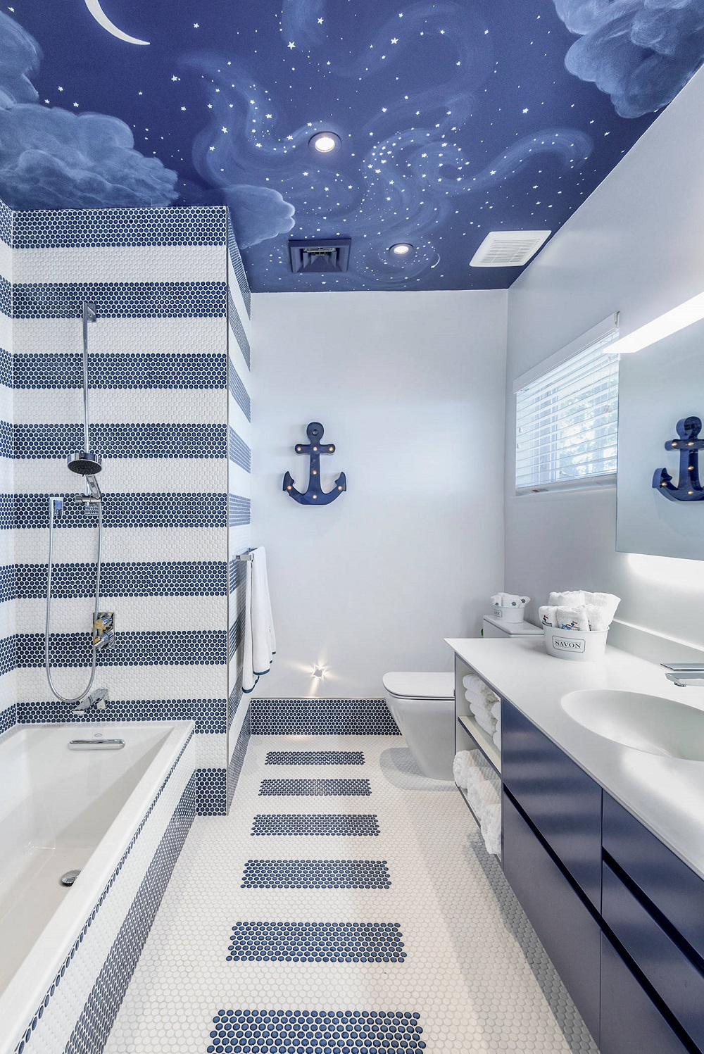 t1-76 The fantastic nautical bathroom decor and pictures that inspire you