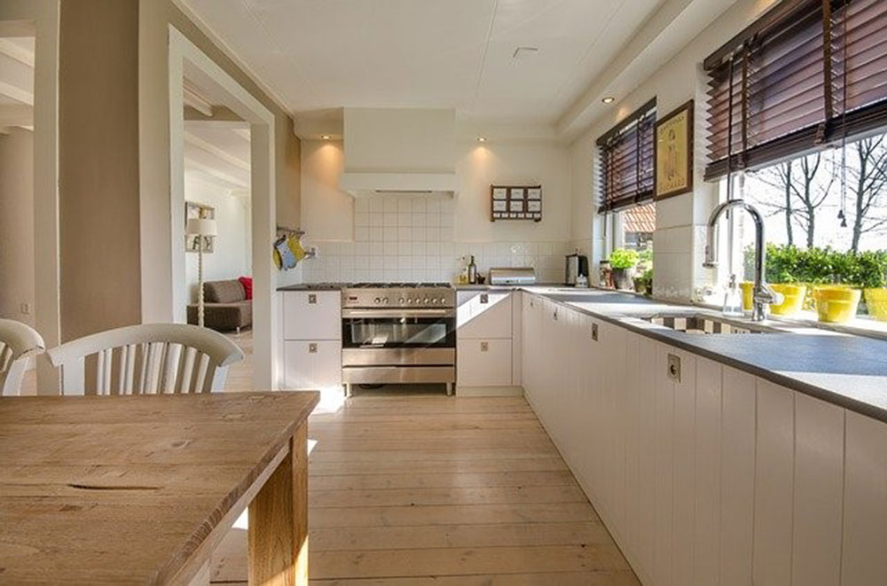 2-1 Best tip for renovating your living room and kitchen