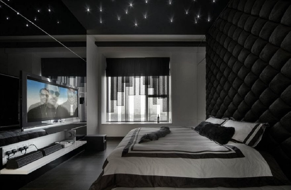 t1-67 Gothic bedroom ideas.  Impressive designs that will surprise you