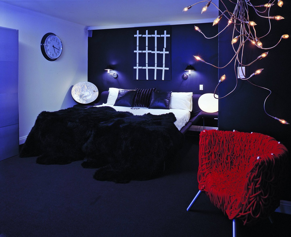 t1-69 Gothic bedroom ideas.  Impressive designs that will surprise you