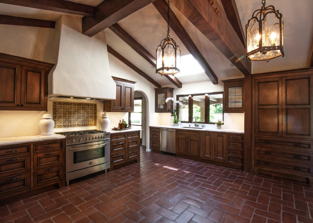 t7-1 Try a Spanish style kitchen.  Here are some amazing decorating ideas