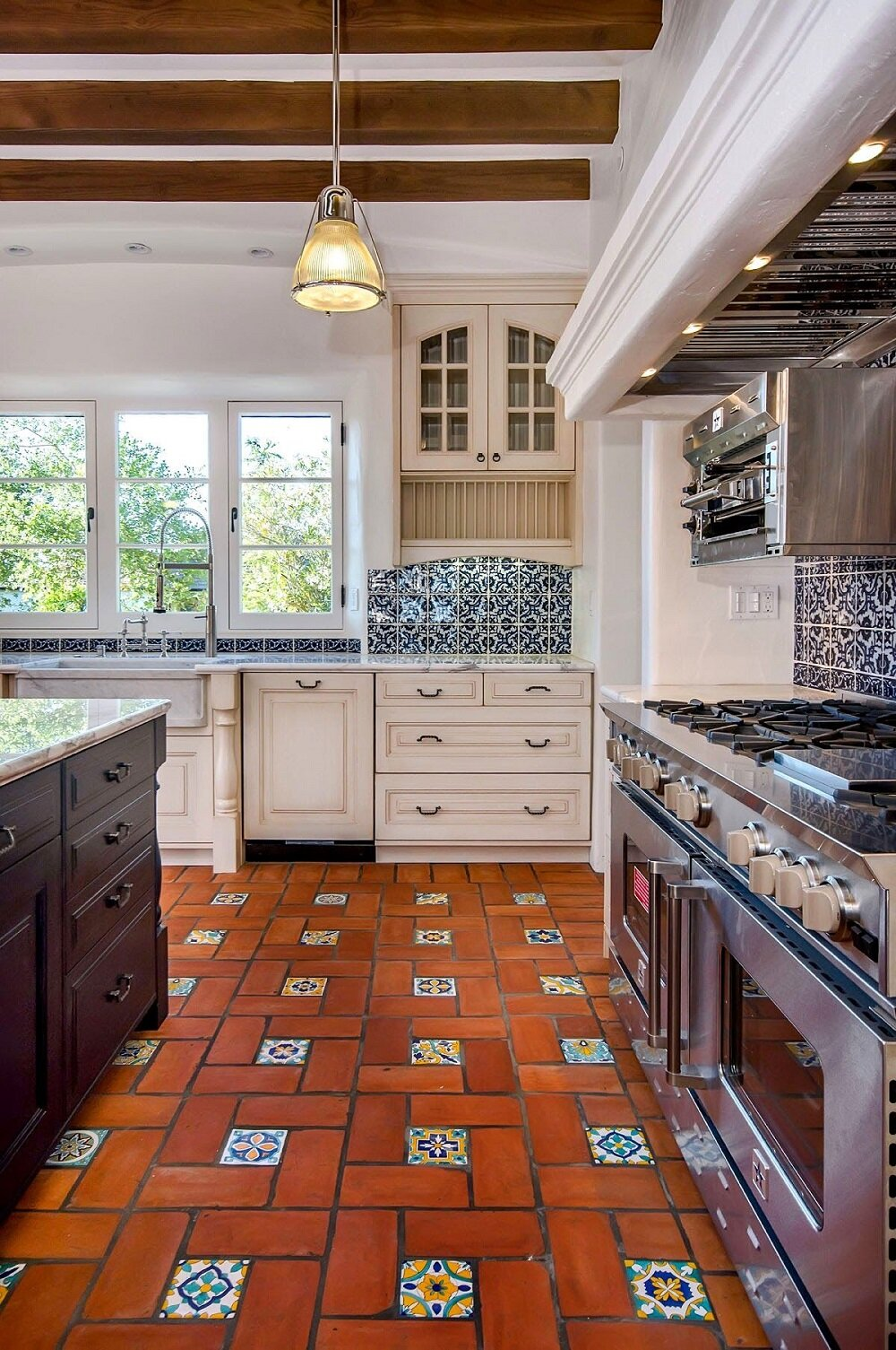 t3-1-3 Try a Spanish style kitchen.  Here are some amazing decorating ideas