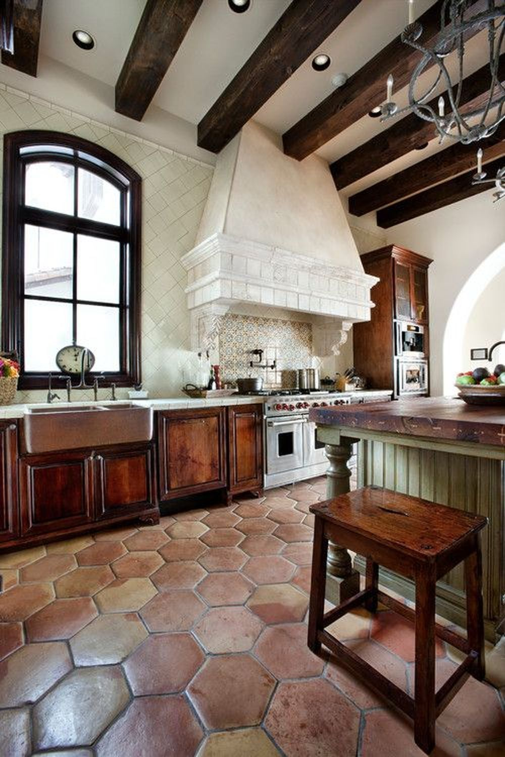 t7-12 Try a Spanish style kitchen.  Here are some amazing decorating ideas