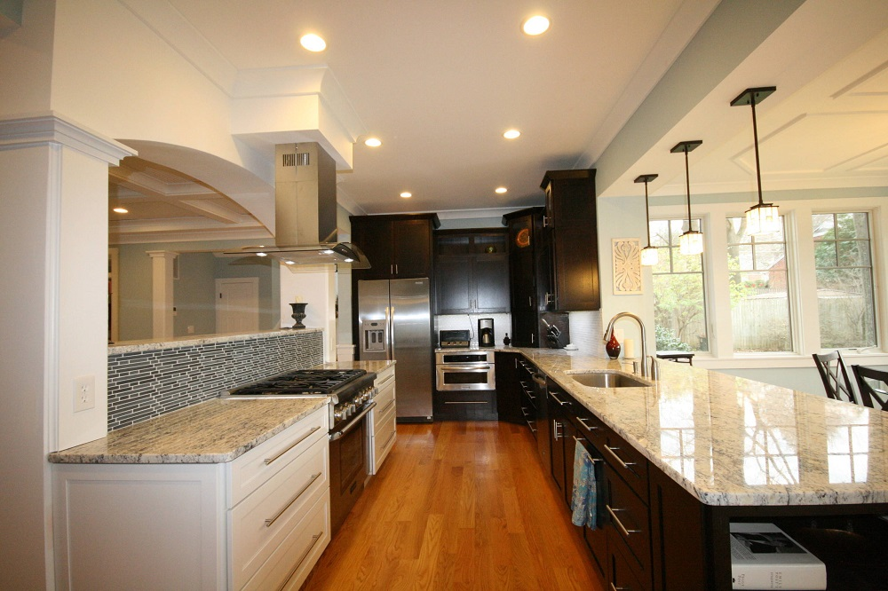 t3-119 White ice granite countertops, inspiration and tips for using them