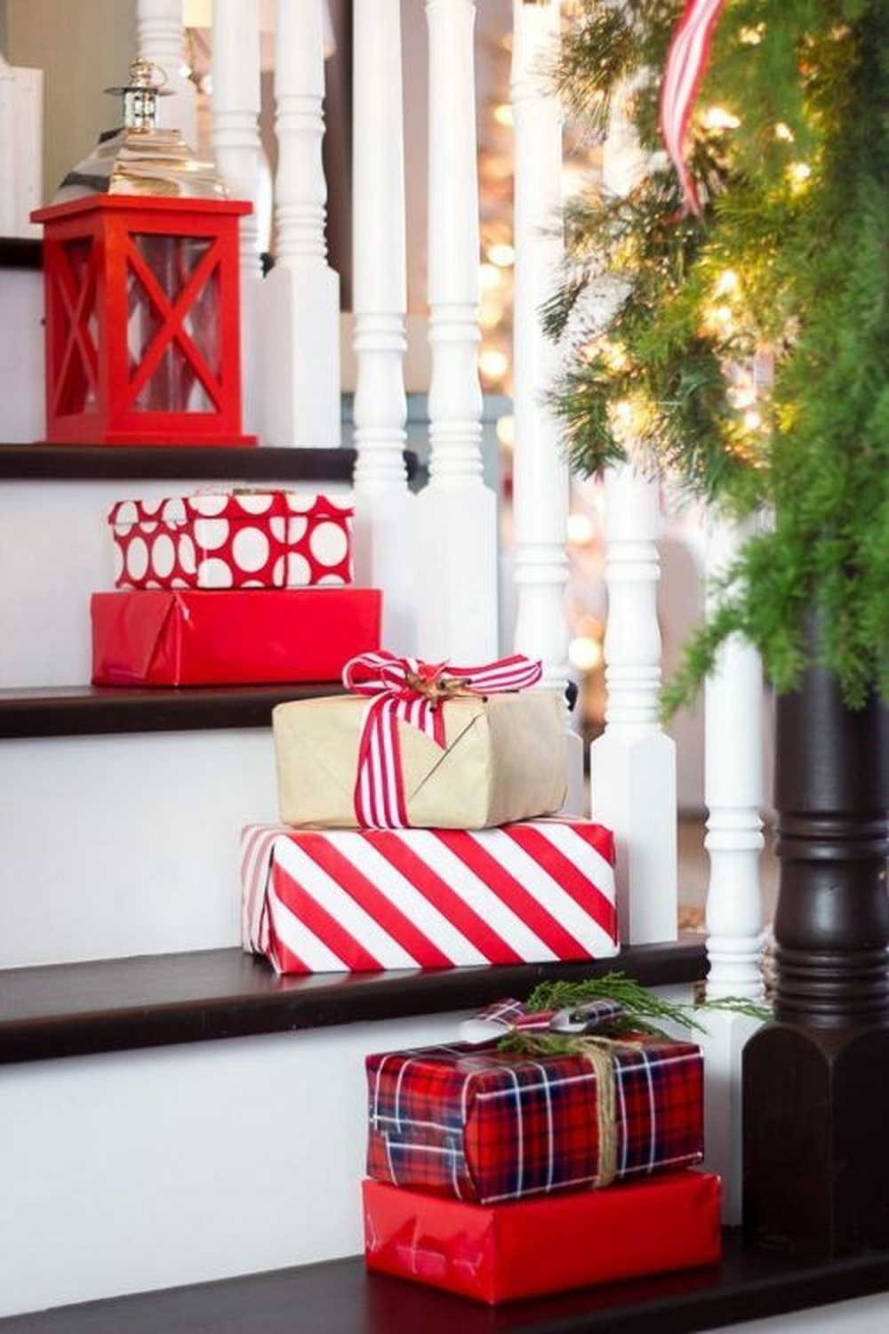 t3-127 Modern Christmas decoration ideas that are heartwarming