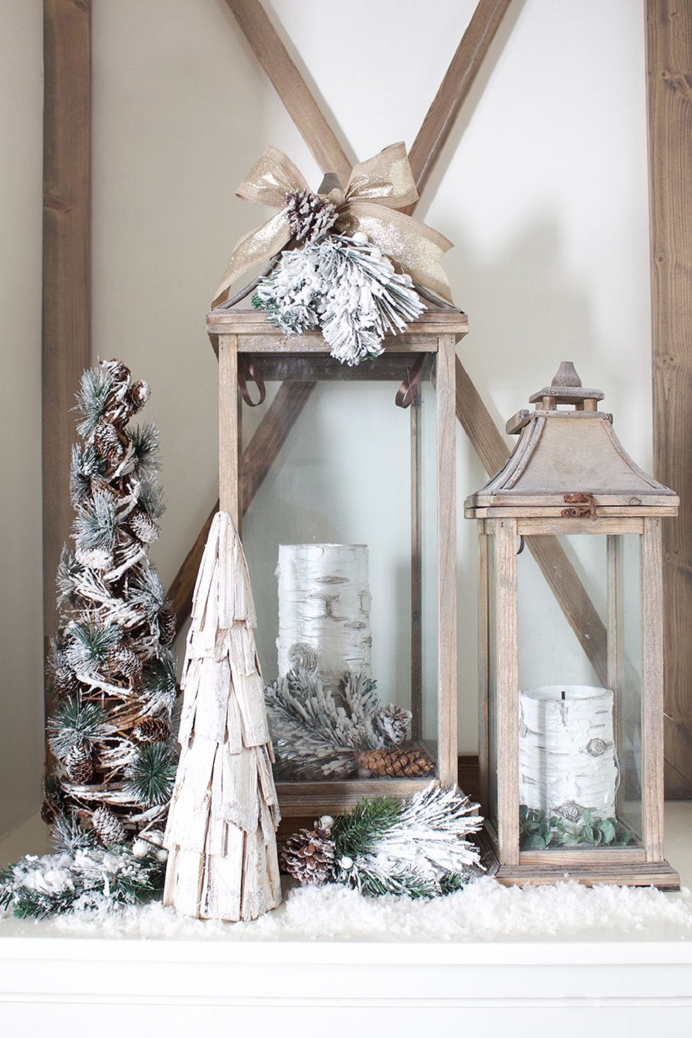 t4-1 Ideas for modern Christmas decorations that are heartwarming