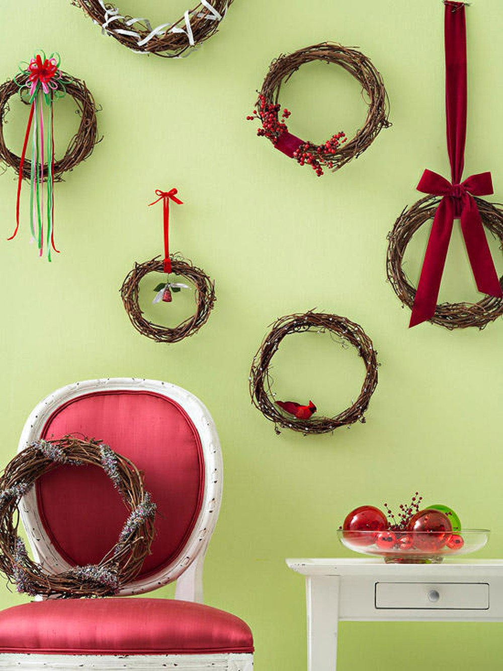 t5-17 Modern Christmas decoration ideas that are heartwarming
