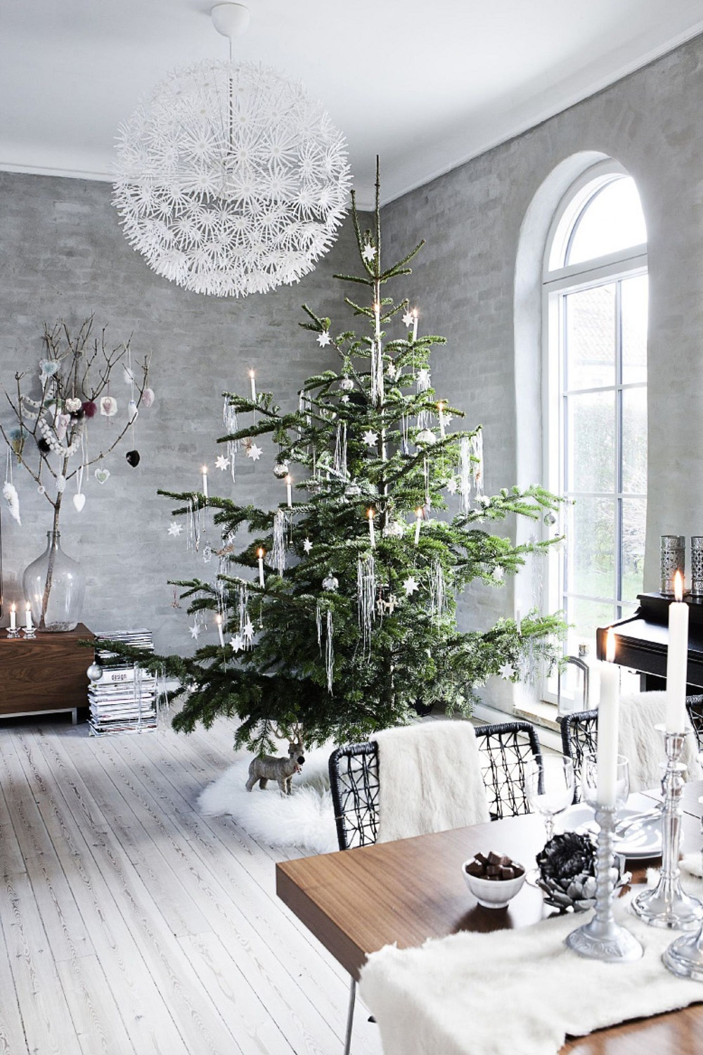 t4-8 Modern Christmas decoration Ideas that are heartwarming