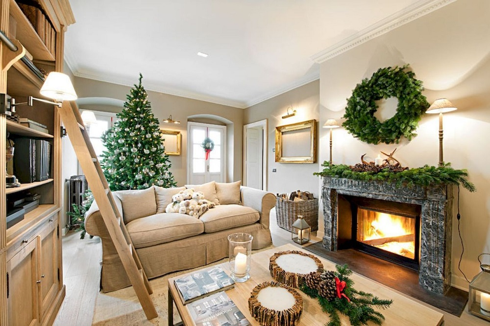 t4-9 Modern Christmas decoration Ideas that are heartwarming