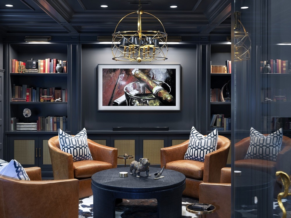 t2-94 Man Cave decor ideas, decorations and accessories to enhance the place