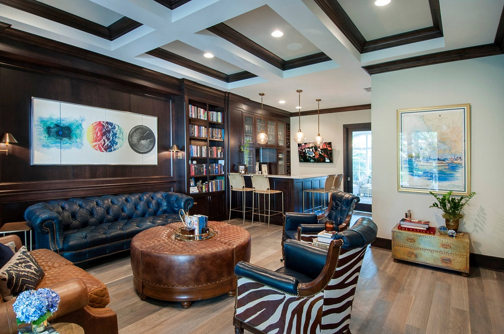 t2-93 Man Cave decor ideas, decorations and accessories to enhance the place