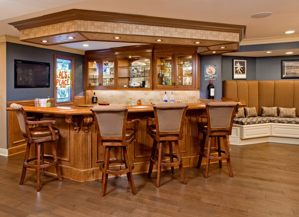 t2-102 Man Cave decor ideas, decorations and accessories to enhance the place