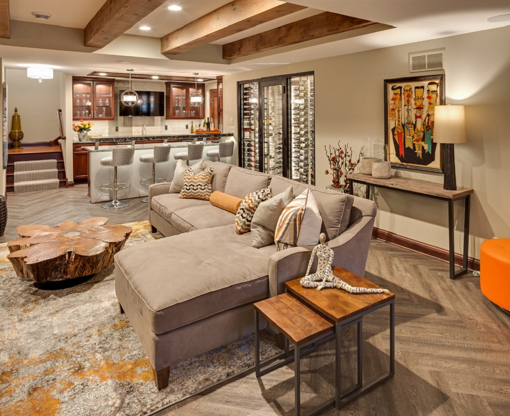 t2-103 Man Cave decor ideas, decorations and accessories to enhance the place