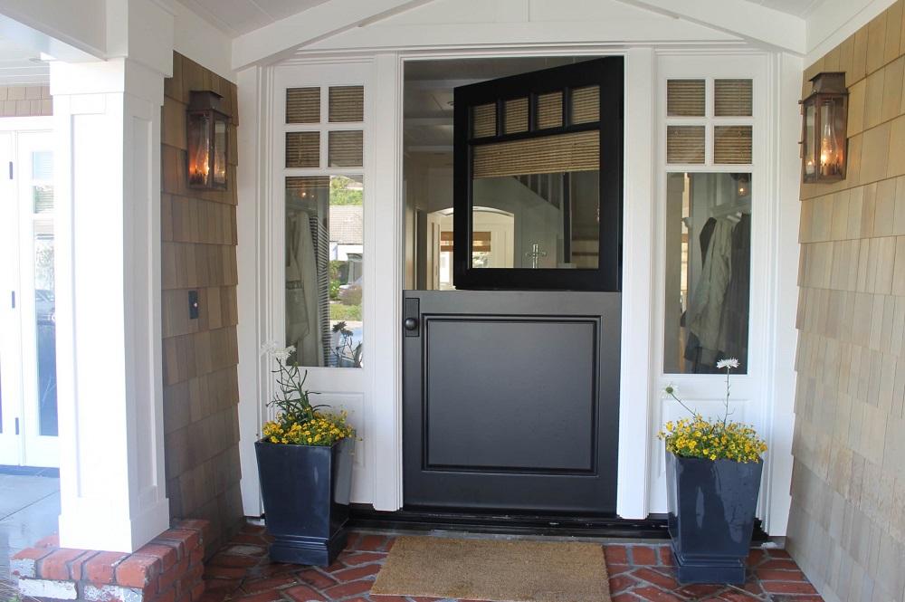 t2-106 Modern Dutch exterior door constructions with a practical approach